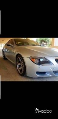 BMW in Beirut City - Bmw m6 v10 original !!!