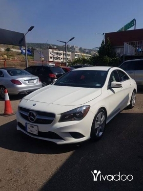 Mercedes-Benz in Beirut City - Mercedes Benz CLA