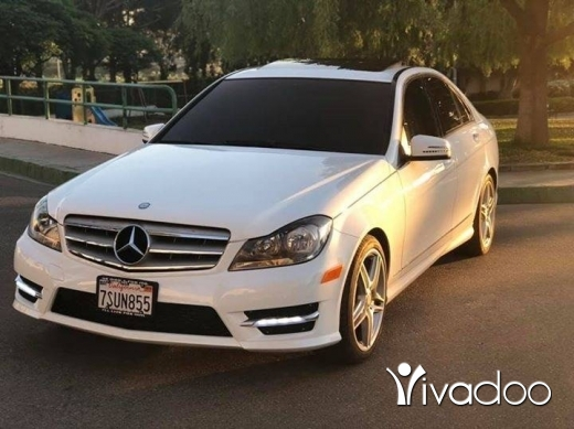 Mercedes-Benz in Sarafand - C250 2013 newly imported