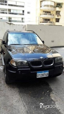 BMW in Dbayeh - Bmw x3 2004 (2.5) in excellent condition