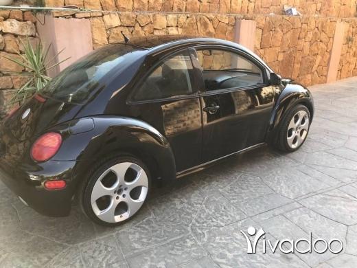 Volkswagen in Bchamoun - VW Beetle GLS 2003 Full Automatic