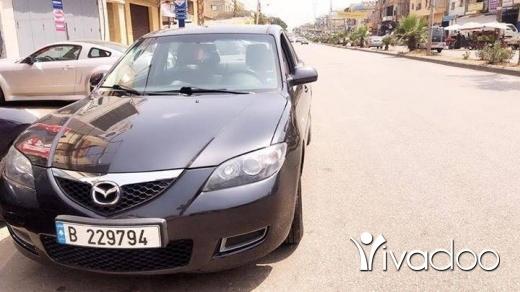 Mazda in Khalde - Mazda 3 Model 2006