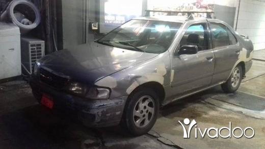 Nissan in Beirut City - للبيع نيسان صنى مسكر ميكنيكا أنقاض 2019