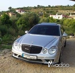 Mercedes-Benz in Berqayel - E500 full