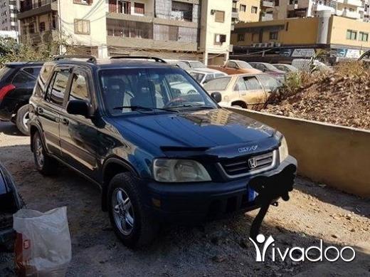 Honda in Majd Laya - crv 98 4wel