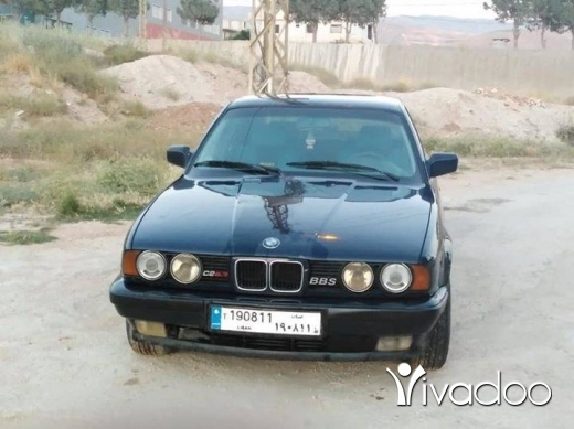 BMW in Baalback - bmw 525 bomi