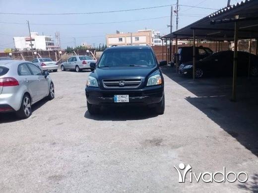 Honda in Tripoli - جيب بيلوت