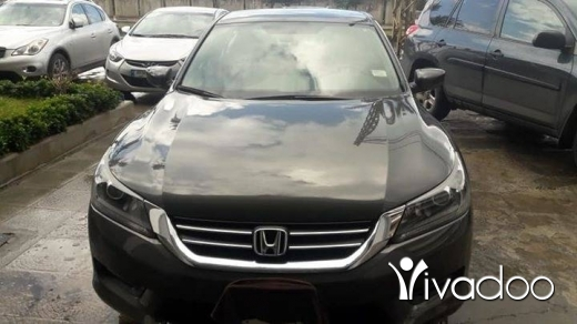 Honda in Tripoli - سيارة امركاني