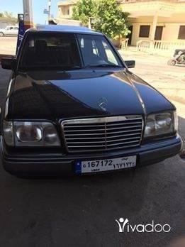 Mercedes-Benz in Tripoli - E300