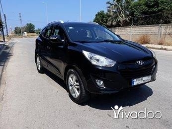 Hyundai in Tripoli - هونداي تكسن شركة جديدة 4X4