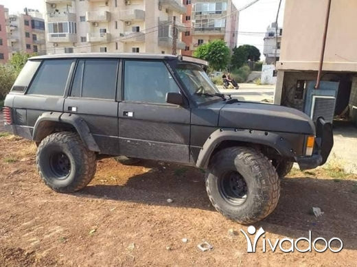 Rover in Zgharta - Model 89 ankad jnouta 12.5