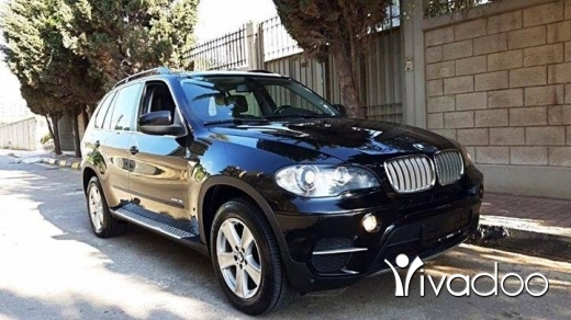 BMW in Tripoli - Bmw x5 model 2012 ful zweyed