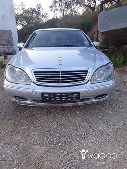Mercedes-Benz in Zgharta - Mercedes benz S 320 inkad .