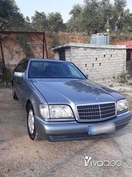 Mercedes-Benz in Zgharta - Mercedes 500 SE 92