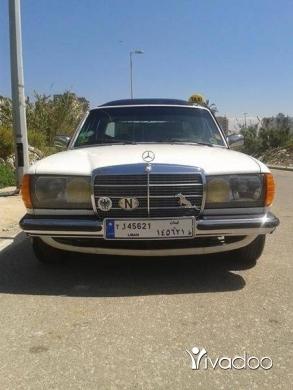 Mercedes-Benz in Tripoli - Mercedes