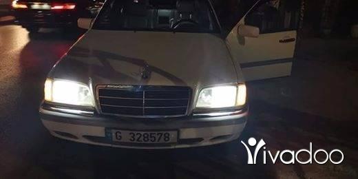 Mercedes-Benz in Tripoli - c230 model 99