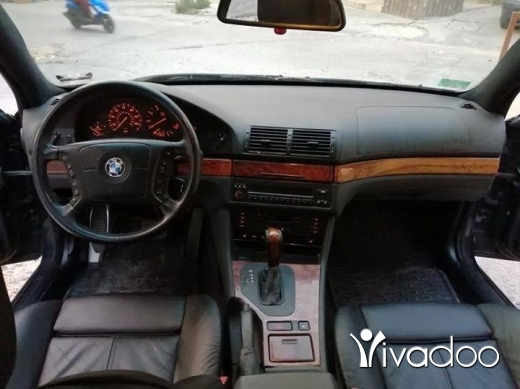 BMW in Deir Ammar - بي ام 528 بلورق 2003 للبيع او موقايضة.عل ىهونداي