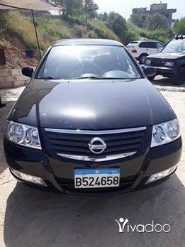 نيسان في زغرتا - Nissan sunny 2009. 03934993