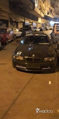 BMW in Tripoli - Bmw 325 coupe 2002