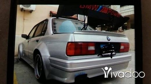 BMW in Dawhet Aramoun - بيئم إم تكنك فل لغم وفل زوايد