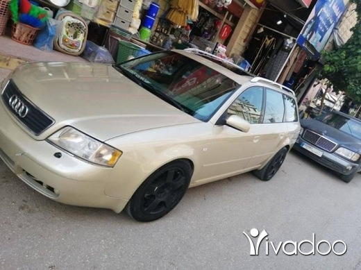 Audi in Bekka - اودي A6