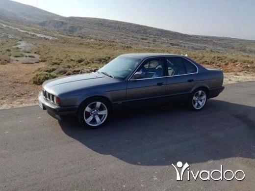 BMW in Tripoli - بومة موديل ٩٠ معلية شي موكيف شغل كلا كهربة