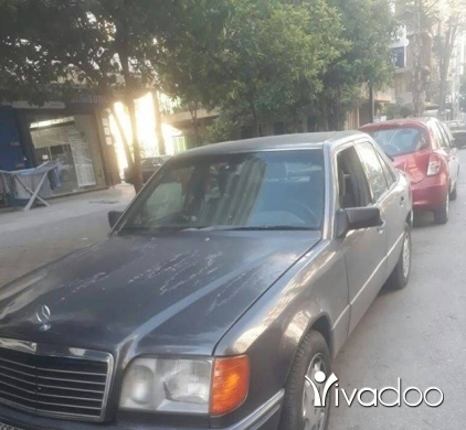 Mercedes-Benz in Tripoli - مرسيدس 300 موديل 91 :