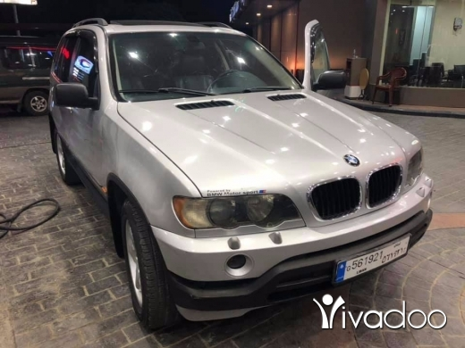 BMW in Tripoli - bmw x5 2002 mfawal ankad