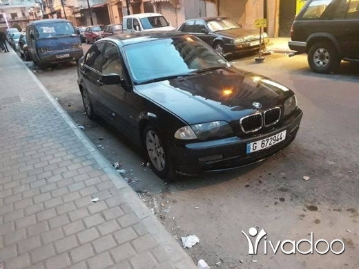 BMW in Tripoli - BMW 318 4 Cylinder Model 99 look 2001 full be3 aw tebdel