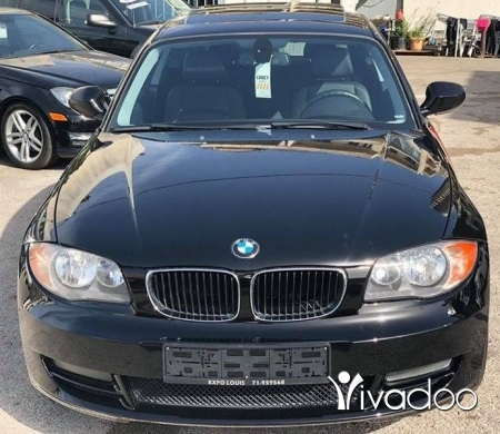 BMW in Port of Beirut - 128 Bmw