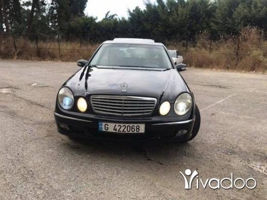 Mercedes-Benz in Jdeideh - Mercedes E320