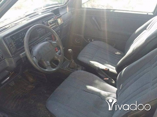 Volkswagen in Tripoli - Golf 2 1990