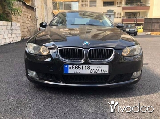 BMW in Beirut City - BMW imodel 2007