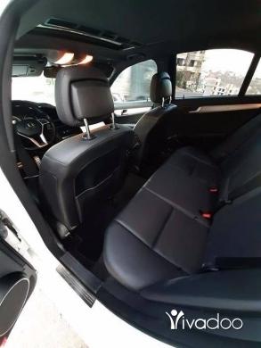 Mercedes-Benz in Tripoli - Mercedes Benz C250 2013