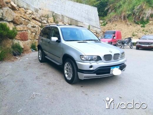 BMW in Aley - Bmw x5 2001 kyan w boyt shrki