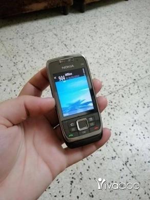 Nokia in Port of Beirut - Nokia E66 slide