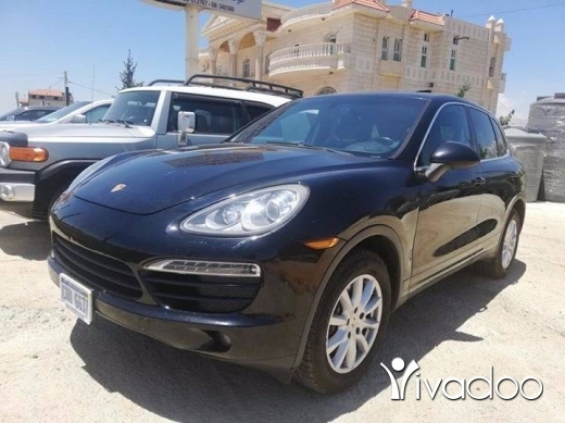 Porsche in Baalback - Porsche cayenne 2012 from Germany full