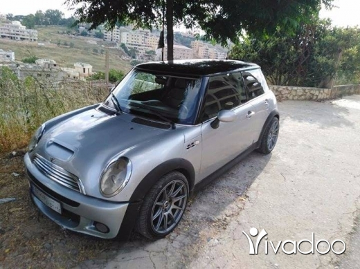 Mini in Nabatyeh - Mini cooper S 2003