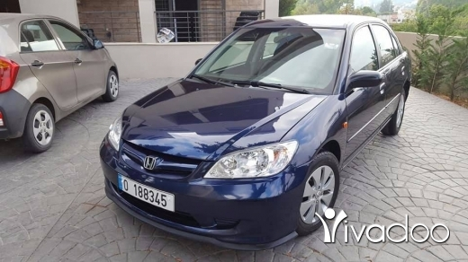 Honda in Nabatyeh - Honda civic automatic mod 2004
