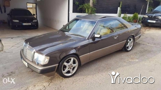 Mercedes-Benz in Nabatyeh - Benz 300 cope mod 89