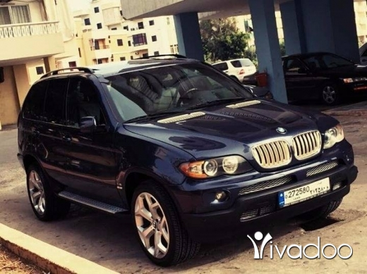 BMW in Sour - X5 2005