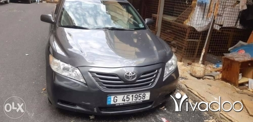 Toyota in Beirut City - For sale toyota camry model 2009 4 cylinder