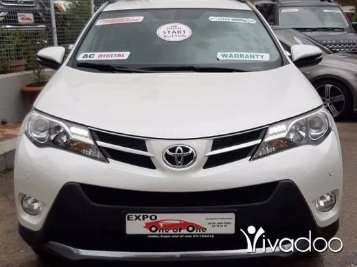 Toyota in Beirut City - Toyota RAV4 2015 full package
