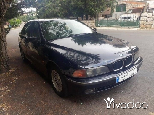 BMW in Beirut City - Bmw 528i model 1997 super clean