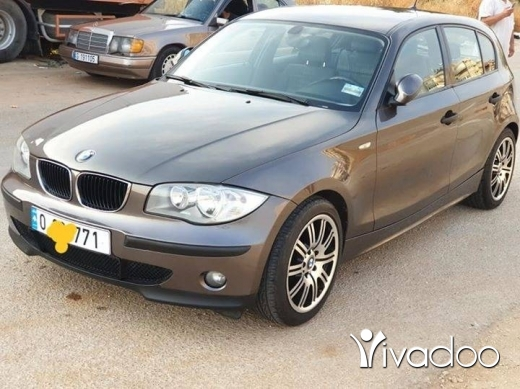 BMW in Tripoli - 118i 4cylinders 2007 super clean