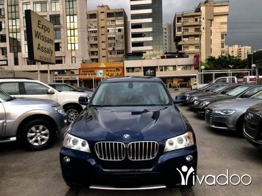 BMW in Beirut City - bmw x3 2011 3.5 clean carfax