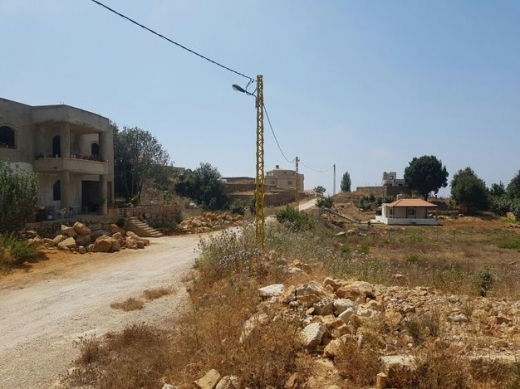 Land in Nahr Ibrahim - I have a land in Ain el delbeh for sale