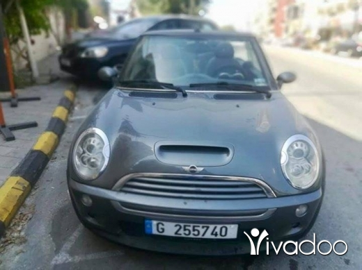 Mini in Saida - ميني كوبر ٢٠٠٧
