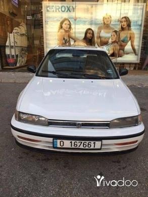 Honda in Zouk Mikaël - accord model 1992