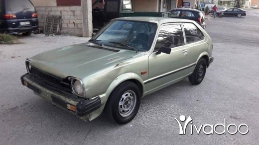 Honda in Maarakeh - هوندا سيفيك 1981 اوتوماتيك انقاذ